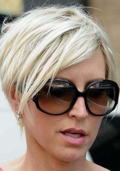 Marvelous ideas of short cropped and blonde hair colors and haircuts for women to sport in 2018. Find here the most amazing trends of short hairstyles for ladies to create in this year. So today, in this post we've gathered amazing styles of short blonde haircuts for inspiring and cute hair looks nowadays.