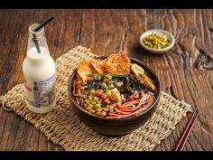 办公室吃【螺蛳粉】是种怎样的体验 - YouTube Noodles, Sushi, Pasta, Ethnic Recipes, Food, Japan, Macaroni, Meal, Eten