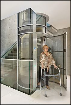 Revolutionary Technology! PVE sells residential elevators and lifts for your home. We have 3 models with different capacities available. Learn more!