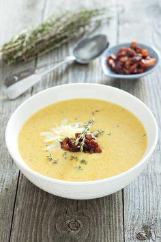 Crock-Pot Potato Chowder Recipe