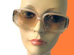 vintage Ted Lapidus iconische designer zonnebril 1970 door TresbeLLL