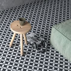 Caroline Geo Wall and Floor Tiles - 200 x Hexagon Tile Bathroom, Hexagon Tiles, Blue Tiles, White Tiles, Bath Or Shower, Shower Rooms, Bohemian Kitchen, Floor Patterns, Wall And Floor Tiles