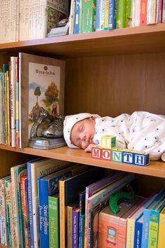 one month picture by katherine