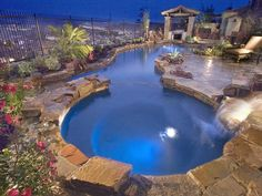 Dreamy Pool Design Ideas : Outdoor Projects : HGTV Remodels