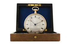 Buy a Rare PATEK PHILIPPE pocket watch in gold watch on Presentwatch