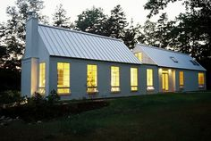 House on Long Cove, St. George, Maine, Sheila Narusawa Architects