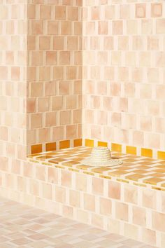 Can Picafort By Teda Arquitectes Sta Margalida Mallorca Yatzer Can Picafort, Beveled Subway Tile, Subway Tiles, Traditional Tile, Moraira, Interior Minimalista, Tile Grout, Tiling, Cement Tiles