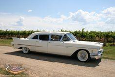1958 Cadillac Limousine.