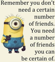 Free Funny Minions captions (02:38:11 AM, Wednesday 01, July 2015 PDT) – 10 pics…