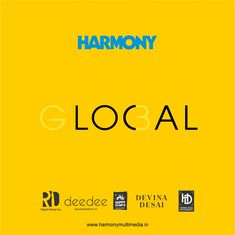 Let's go from Local to Global with Harmony.
