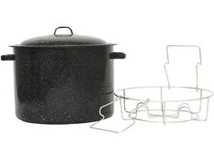 Granite Ware Canner with Rack 11.5 qt. at Cooking.com