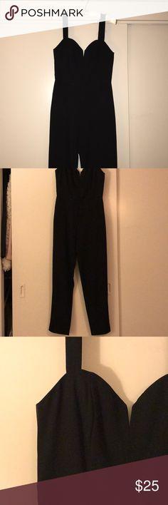 Black jumper STRETCHY! Black romper from H&M H&M Other