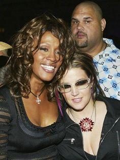 Whitney & Lisa Presley