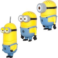 Choose Your Despicable Me 2 Character and Memory Capacity USB Flash Drive Value Bundle