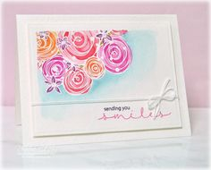 Hugs and Smiles Clear Stamps - Joy Clair - 2