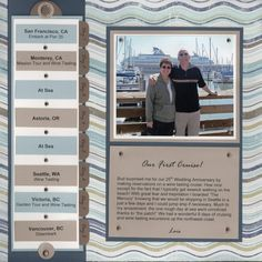 Cruise, Table of Contents