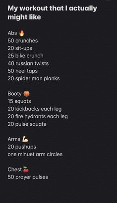 easy workout to see results in less than two weeks Summer Body Workouts, Workouts For Teens, Body Workout At Home, Fitness Workout For Women, At Home Workout Plan, Easy Workouts, Gym Workout Videos, Gym Workout For Beginners, Workout Routines
