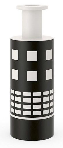 ETTORE SOTTSASS POTTERY VASE BITOSSI MADE IN ITALY