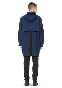 ALEXANDER WANG MULTI POCKET HOODED PARKA JACKET JACKETS AND OUTERWEAR Adult 12_n_r
