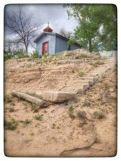Santa Cruz Chapel Espanola New Mexico Catholic