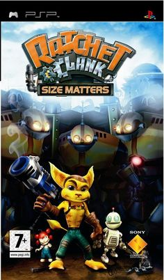 Ratchet and Clank: Size Matters is a platforming game that was developed by High Impact games and was released for the Sony PSP on February Playstation 2, Playstation Portable, Ps3, Xbox 360, Nintendo 3ds, Videogames, The Shocker, Video Game Reviews, Xbox One Console