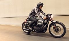 Deus Ex Machina has turned the Harley-Davidson Nightster into a café racer that they call the Deus Special