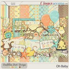 Oh Baby By Dandelion Dust Designs