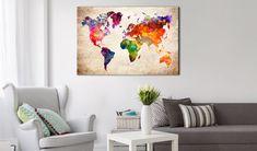 Obraz na korku - Colourful Universe . Krásné obrazy od GLIX.cz - Rozměry: 120x80 cm