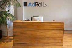 san francisco reception desk - Google Search
