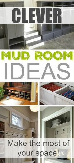 Exceptional Inventive Ideas To Help You Make The Most Of The Space Available In Your  Mud Room Nice Look