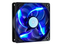 Cooler Master SickleFlow 120 - Sleeve Bearing 120mm Blue LED Silent Fan for Computer Cases, CPU Coolers, and Radiators - http://pctopic.com/fans-cooling/cooler-master-sickleflow-120-sleeve-bearing-120mm-blue-led-silent-fan-for-computer-cases-cpu-coolers-and-radiators/