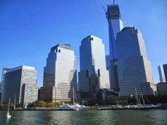 Imposing buildings of America