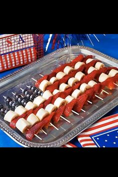 25 Ways To Have The Most Patriotic 4th Of July Party DIYReady.com | Easy DIY Crafts, Fun Projects, & DIY Craft Ideas For Kids & Adults