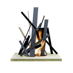 Best outdoor fireplaces