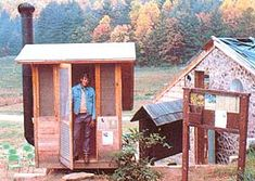 Solar Composting Toilet System - Modern Homesteading - MOTHER EARTH NEWS