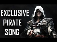 Assassin's Creed 4 Black Flag - Official Pirate's Song Pirate Songs, Assassins Creed 4, I Cant Help It, Chant, Tall Ships, Dandy, Jon Snow, Pirates, Laughter