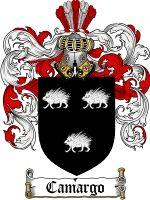 Camargo Family Crest / Camargo Coat of Arms