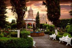 Moroleon, Gto, Mexico what a beautiful view