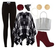 """""""Untitled #353"""" by trinirockstarr ❤ liked on Polyvore featuring Alexander McQueen, Lipsy, Julie Vos, Topshop and Kate Spade"""
