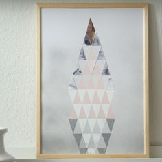 collage and silkprinted artwork
