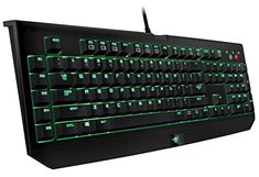 Razer BlackWidow Ultimate Stealth 2016. No more loud clicking!