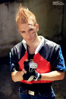 Cool Final Fantasy VIII Zell Dincht cosplay