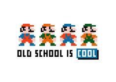 Mario by PixelPower