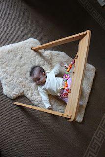 wooden toy bar