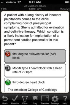 Physician Assistant LANGE Q&A. Awesome app!