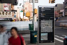 Walk NYC (by Pentagram ?)
