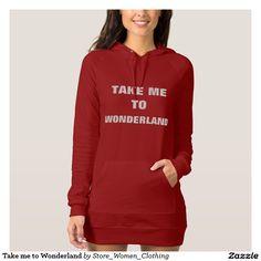 Take me to Wonderland Tee Shirt