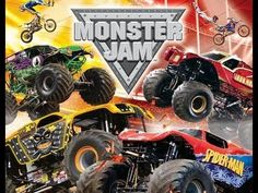 Monster Jam will be at The Well January 29-30!