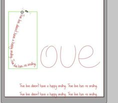 How to Turn the Shape of a Letter or Word into Script in Silhouette studio | Silhouette School | Bloglovin'
