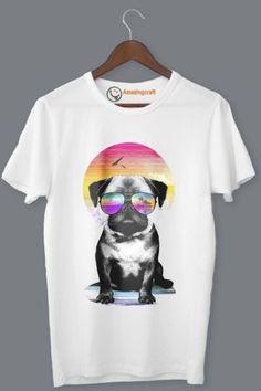 White Printed T-Shirt – Amazingcraft Quality T Shirts, Printed, Mens Tops
